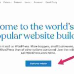 free wordpress blog kaise banaye