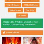 Top 10 Free latest bollywood movies download sites List 2021