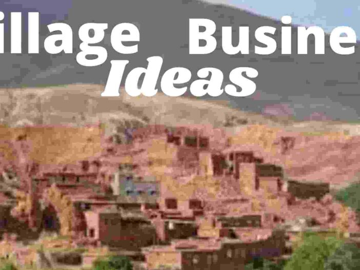 Small business ideas in hindi for village | best business ideas in village area.